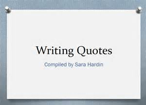 gifted writing quotes for your holiday enjoyment clara